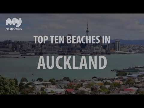 Top 10 Beaches in Auckland