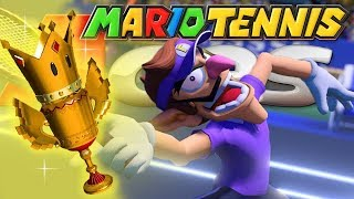 1ST TIME MARIO TENNIS PLAYER