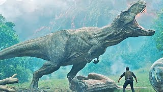 Jurassic World 2 Fallen Kingdom | extended Super Bowl trailer (2018)