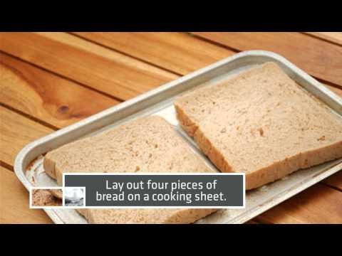 How to Make Cinnamon Sugar Toast