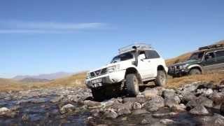 За Тургеньским водопадом. 22.09.2013 (Казахстан)