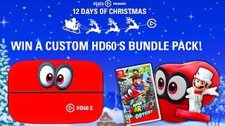 Elgato Super Mario Odyssey Giveaway! Limited Time Only!  Enter Now! 😱