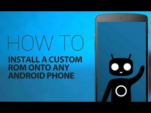 How To Install Custom Rom On Any Android Phone Using TWRP