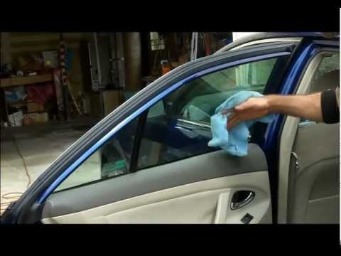 How To Clean Car Windows | Santa Rosa Auto Detail
