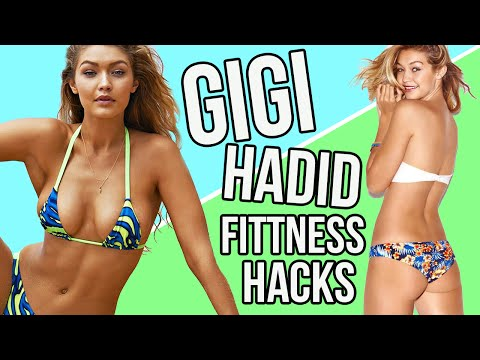 GIGI HADID FITNESS HACKS You NEED To Know