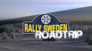 An Epic roadtrip to Rally Sweden