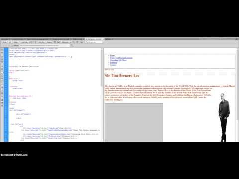 How to Link CSS style sheet into dreamweaver