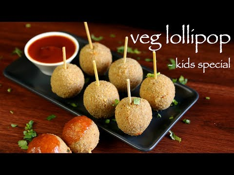veg lollipop recipe   vegetable lollipop recipe   how to make veggie lollipops
