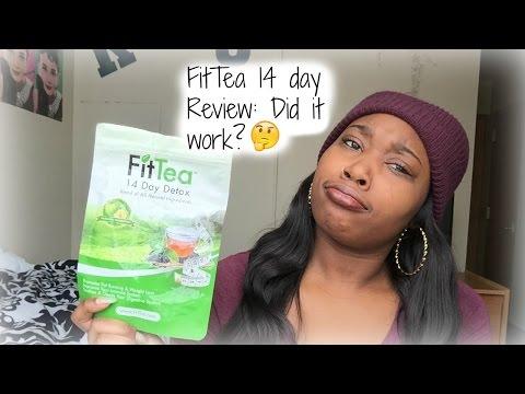 Fit Tea 14 Day Review   Teatox   RESULLTTSSS!!!!