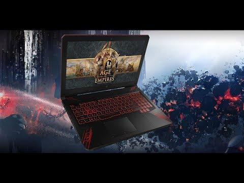 Asus TUF FX504GD (Core i5 - 8300H, GTX 1050) Laptop