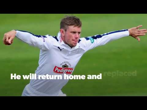 England vs New Zealand: Mason Crane out of Test with back injury, Jack Leach called for replacement