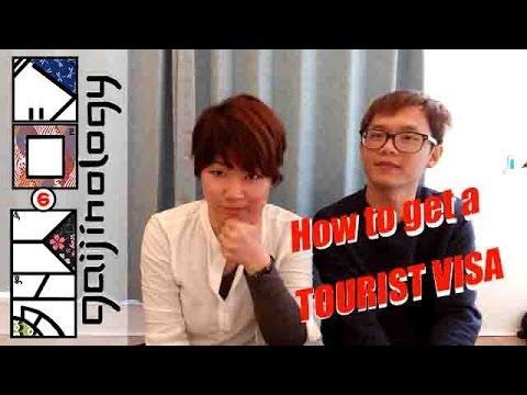 *How to get a JAPAN TOURIST VISA * | How to Gaijin