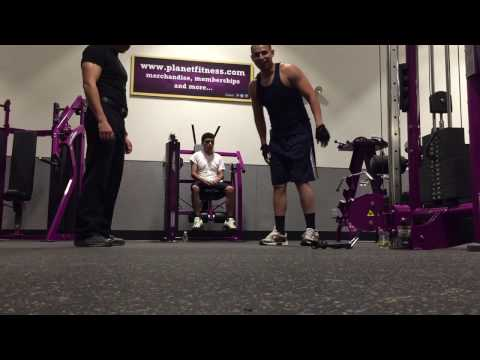 How to work abs at planet fitness