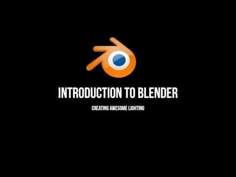 Creating Awesome Lighting in Blender (Beginner Tutorial)
