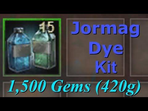 Gambling 15 x Jormag Dye Kit  |  Guild Wars 2