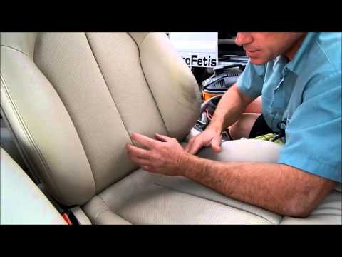 Car Leather Cleaning Tips MBZ CLK500
