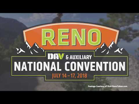 Join us at DAV's 2018 National Convention!