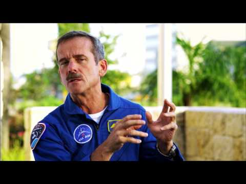 The Sky Is Not the Limit - The Chris Hadfield story