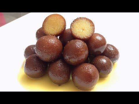 How to Make Gulab jamun | Easy Mlik Powder Gulab jamun Recipe
