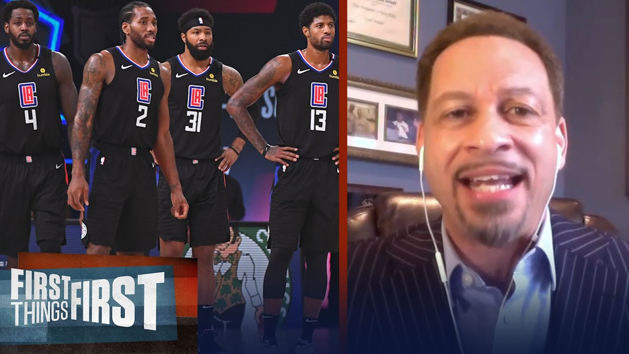 Chris Broussard concedes to Wright after Clippers lose to Denver in GM 7   NBA   FIRST THINGS FIRST
