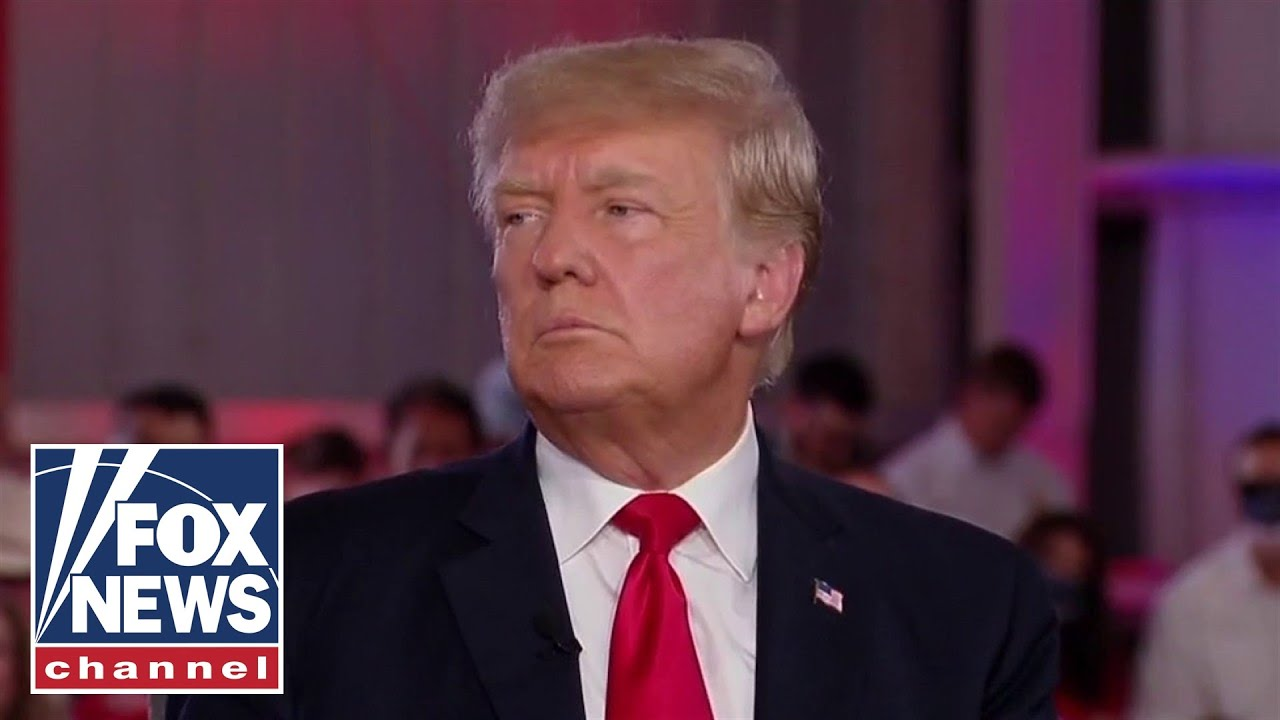 Donald Trump: 'This can't go until 2022'