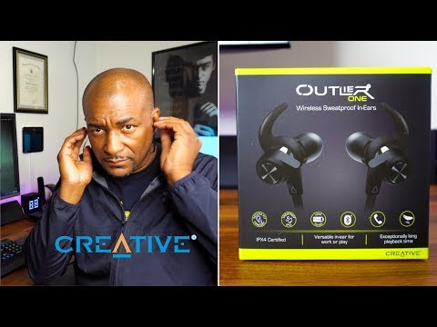 Creative OutLier One | Wireless Earphones | REVIEW