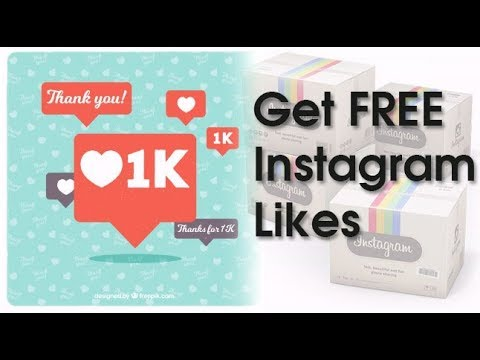 HOW TO GET THOUSANDS OF INSTAGRAM LIKES & FOLLOWERS FAST 2018