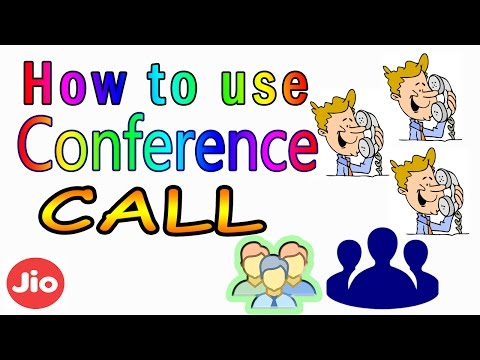 How to make a Conference call | How to use Conference Call with Android | What Is Conference Call ?