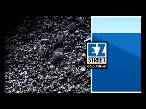 EZ STREET General Information Cold Asphalt Video