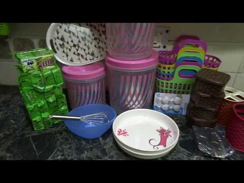 Indian Kitchen Mini haul ( grofers + local market) video in hindi. Affordable kitchen haul.