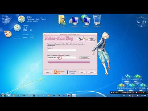 [Shiina chan Blog] Themes Password