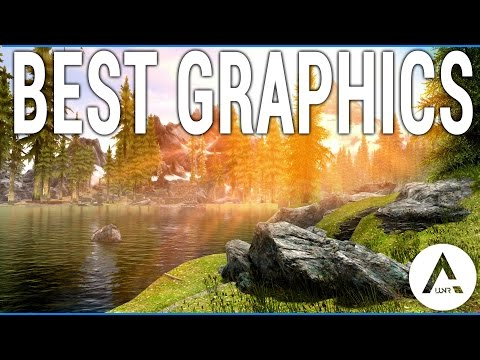 The Best Skyrim Graphics Console Mods 2017