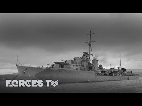 What To Do When Facing A German U-Boat Onslaught | Forces TV
