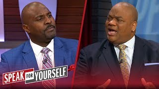 Whitlock and Wiley disagree on the value of running backs in the league | NFL | SPEAK FOR YOURSELF