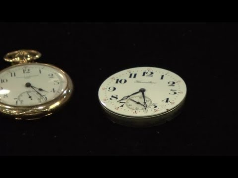 How to Clean Antique Watches : Antique Watches & Jewelry