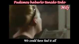 Adele - Rolling In The Deep Subtitulado Español Ingles