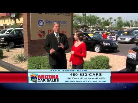 Buy your next used car in 1 hour or less at Arizona Car Sales in Mesa, Arizona!