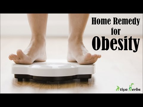 Most trusted & effective Home Remedy for Obesity & Weight loss (वज़न घटाने के लिए असरदार घरेलु उपचार)