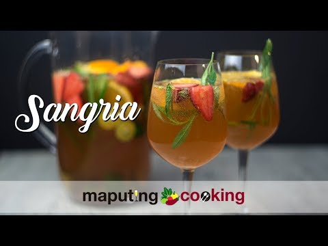 Filipino Sangria Recipe | Fast and Easy