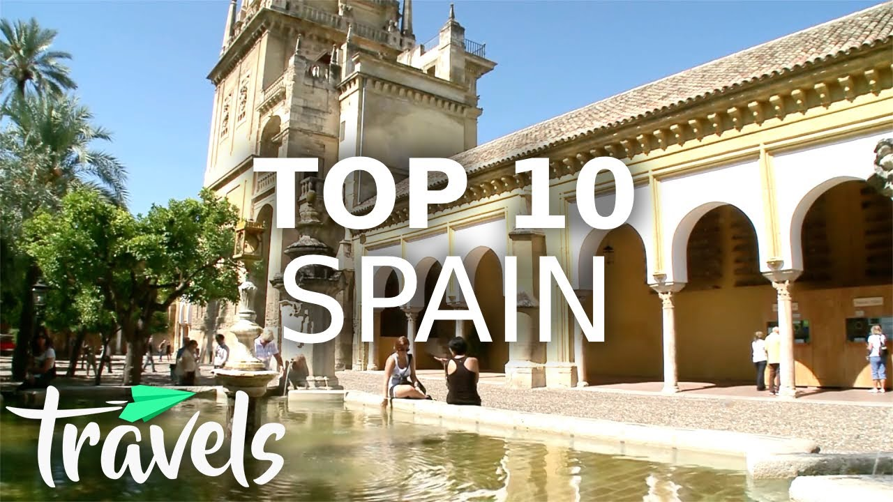 Download Top 10 Destinations in Spain for Your Next Trip | MojoTravels MP3 Gratis