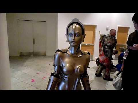 Metropolis Robot Dragon Con