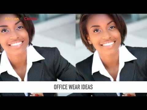 What to Wear To The Office -   Casual and Formal Wear