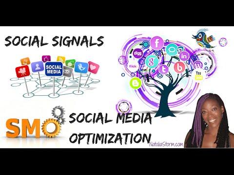 Social Signals in Seo   Social Media Optimization