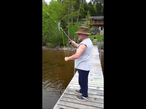How to use a Fly Rod for Catching Bluegills