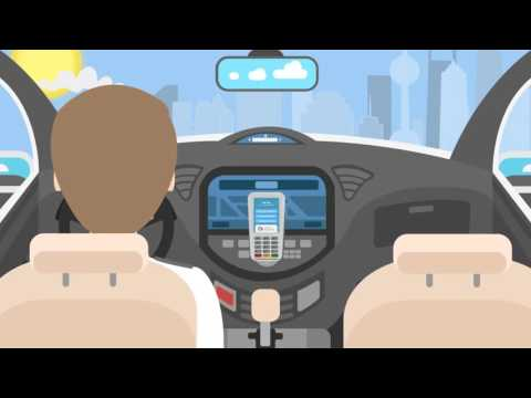 GM Cabs EFTPOS Instructional video