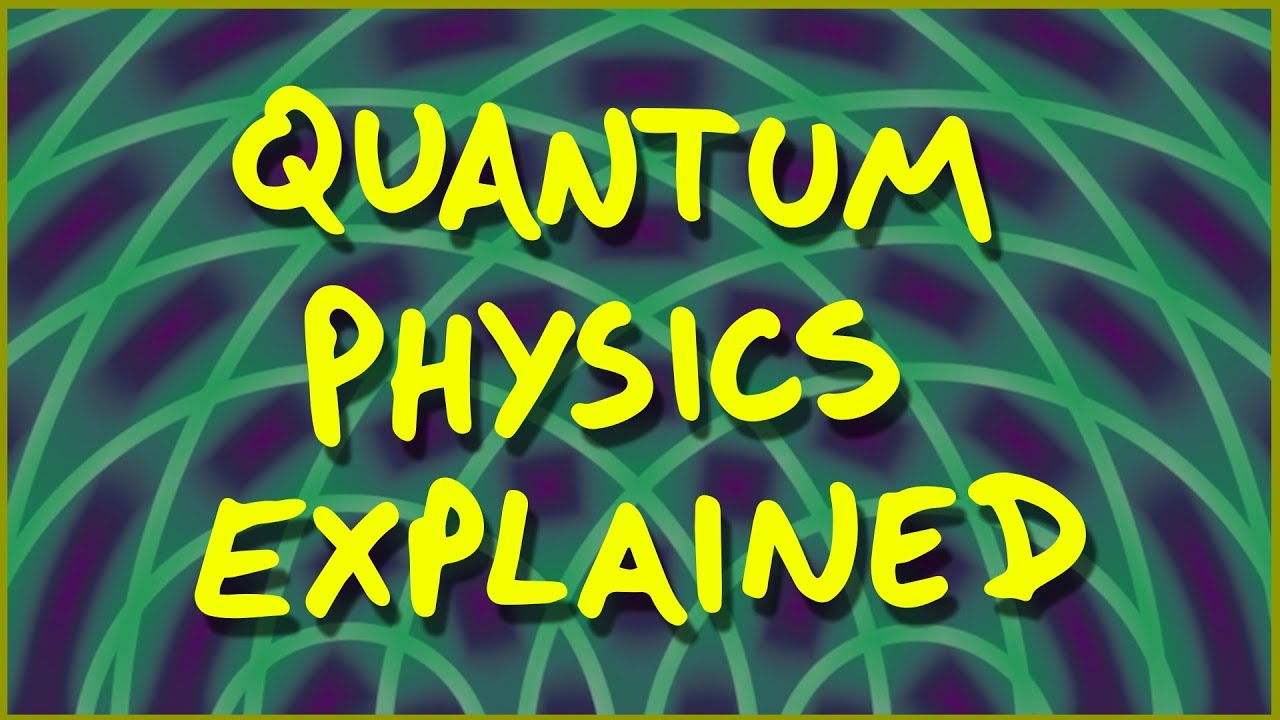 If You Don't Understand Quantum Physics, Try This!
