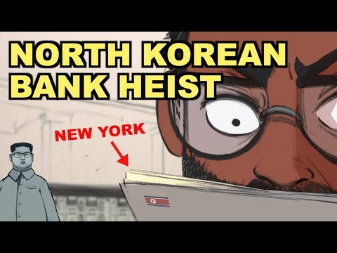 Xxx Mp4 The 1 000 000 000 North Korean Bank Heist 3gp Sex