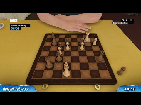 Watch Dogs - All Survival Chess Puzzle Solutions (3 Stars on All Ten)