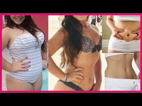 She Drank This For 1 Month To Get Slim Figure Naturally