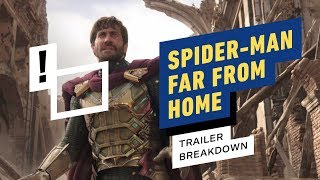 Download Spider-Man: Far From Home Trailer Breakdown - EASTER EGGS Video